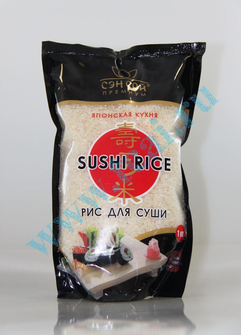 Рис для роллов своими руками